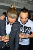 OLIVER PROUDLOCK and NATE JAMES