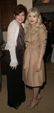 Carolyn Hennesy and Mika Newton