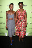 Lupita Nyong'o and Dorothy Nyong'o