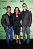 Riza Aziz, Women In Film President Cathy Schulman and Joey Mcfarland