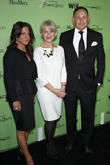 WOMEN IN FILM President Cathy Schulman, Helen Mirren and John Demsey