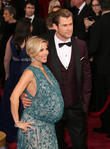 Chris Hemsworth, Elsa Pataky, Dolby Theatre, Oscars
