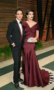 Zac Posen and Crystal Renn