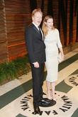 Conan O'Brien and wife Liza Powel