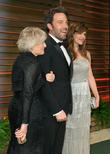 Glenn Close, Ben Affleck and Jennifer Garner