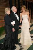 Andrea Beckett, Bruce Dern and Laura Dern