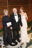Andrea Beckett (l-r), Bruce Dern and Laura Dern