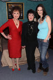 Carol Lawrence, Chita Rivera and Charlotte Cohn
