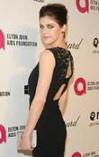 Elton John, Alexandra Dario, Academy Awards