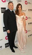 Kelly Bensimon and Elton John