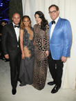 Stephen Belafonte, Melanie Brown, Mel B, Pacific Design Center, Academy Awards
