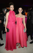 Crystal Reed, Jessica Lowndes, Academy Awards