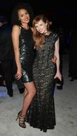 Nathalie Emmanuel, Stef Dawson, Academy Awards