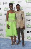 Dorothy Nyong'o and Lupita Nyong'o