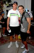 Sam Querrey and Timothy Olyphant