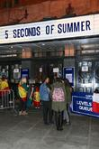 Seconds and Summer Fans