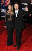 Jessica Lowndes and Aaron Paul