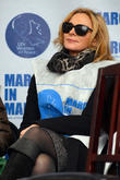 Stars Join Peace March In New York City