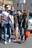 Cash Warren, Haven Warren, Jessica Alba and Honor Warren