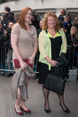 Charlie Dimmock and Guest