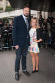 Emma Bunton and Jamie Theakston