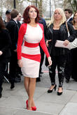 Amy Childs and Claire Powell