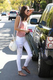 Alessandra Ambrosio In Beverly Hills