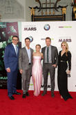 Rob Thomas, Jason Dohring, Kristen Bell, Ryan Hansen, Amanda Noret, TCL Chinese Theatre in Hollywood