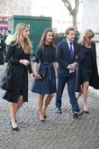 Pippa Middleton, Ben Fogle and Marina Fogle