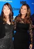 Katrina Gilbert and Maria Shriver