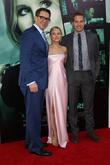 Rob Thomas, Kristen Bell and Ryan Hansen