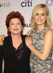 Kate Mulgrew, Taylor Schilling, Dolby Theatre
