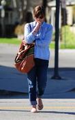 Selma Blair runs errands alone