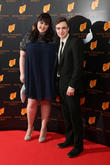 Nico Mirallegro and Sharon Rooney