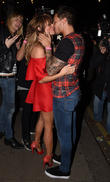 Mario Falcone and Chloe Sims