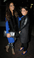 The , Binky Felstead and Louise Thompson