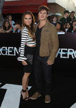 Matt Lanter and Angela Stacy
