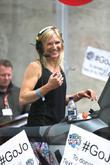Jo Whileys sport relief challenge