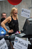 Jo Whiley, Sally Gunnell