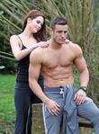Elliott Wright and Danielle Zarb-cousin