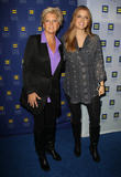 Meredith Baxter, Mollie Birney, JW Marriott Los Angeles at L.A. LIVE