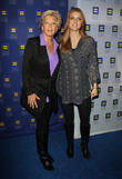Meredith Baxter and Mollie Birney