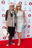 Michelle Collins and Guest