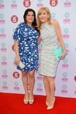 Nina Wadia and Michelle Collins