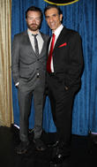 Danny Masterson and Enzo di Taranto