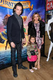 Constantine Maroulis, Malena James and Angel Reed