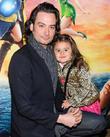 Constantine Maroulis and Malena James