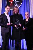Jason Dohring, Peggy Callahan and Dr. Mary Shuttleworth
