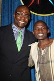 Terry Crews and Tonny Okello