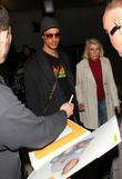 Matthew McConaughey, Mary Kathlene (Kay) McCabe, Los Angeles International Airport (LAX)
